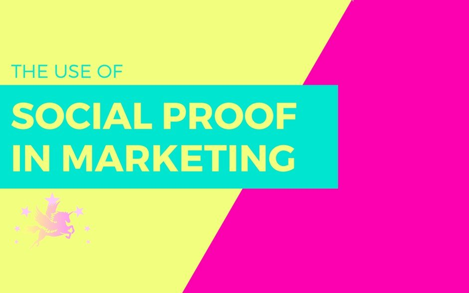 The Use of Social Proof in Marketing