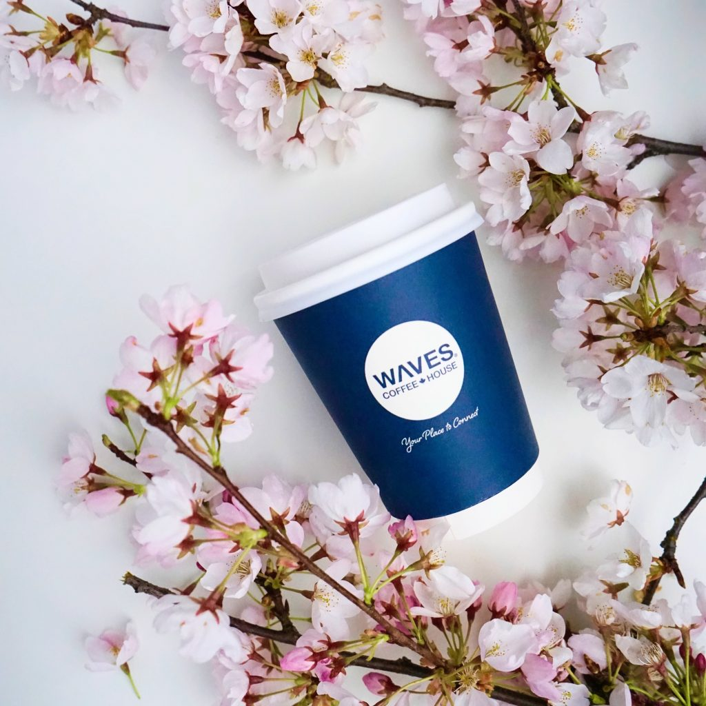 Legendary Social Media Vancouver - Case Study - Waves Coffee House