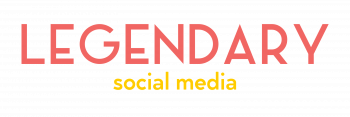 Legendary Social Media Vancouver | Social Media Management & SEO Blogging Logo