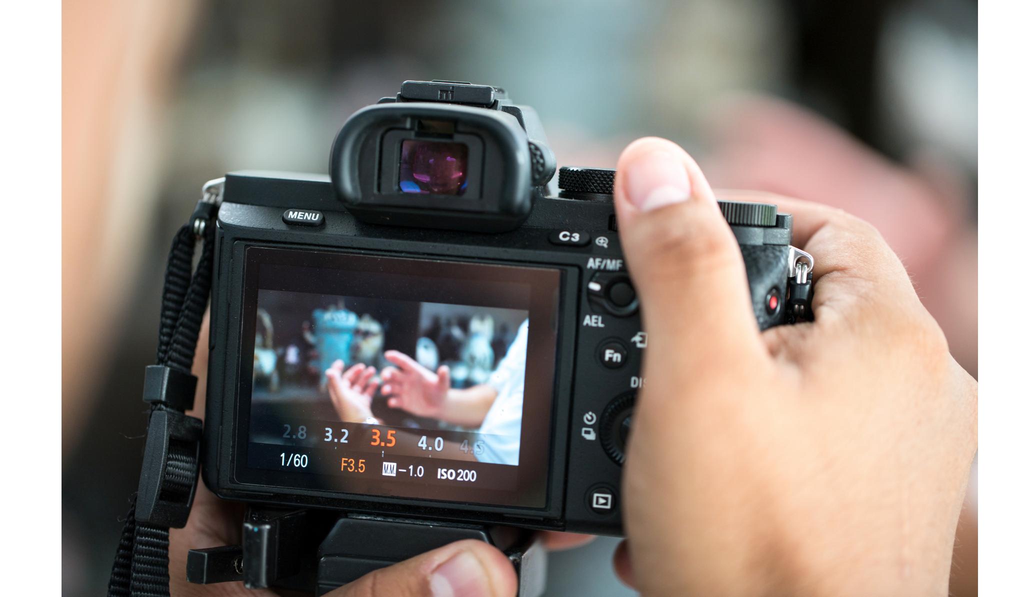 tips from professional social media photographer - legendary social media