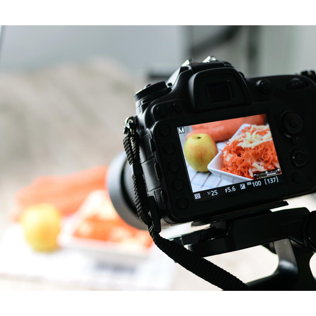tips for food photograph - legendary social media