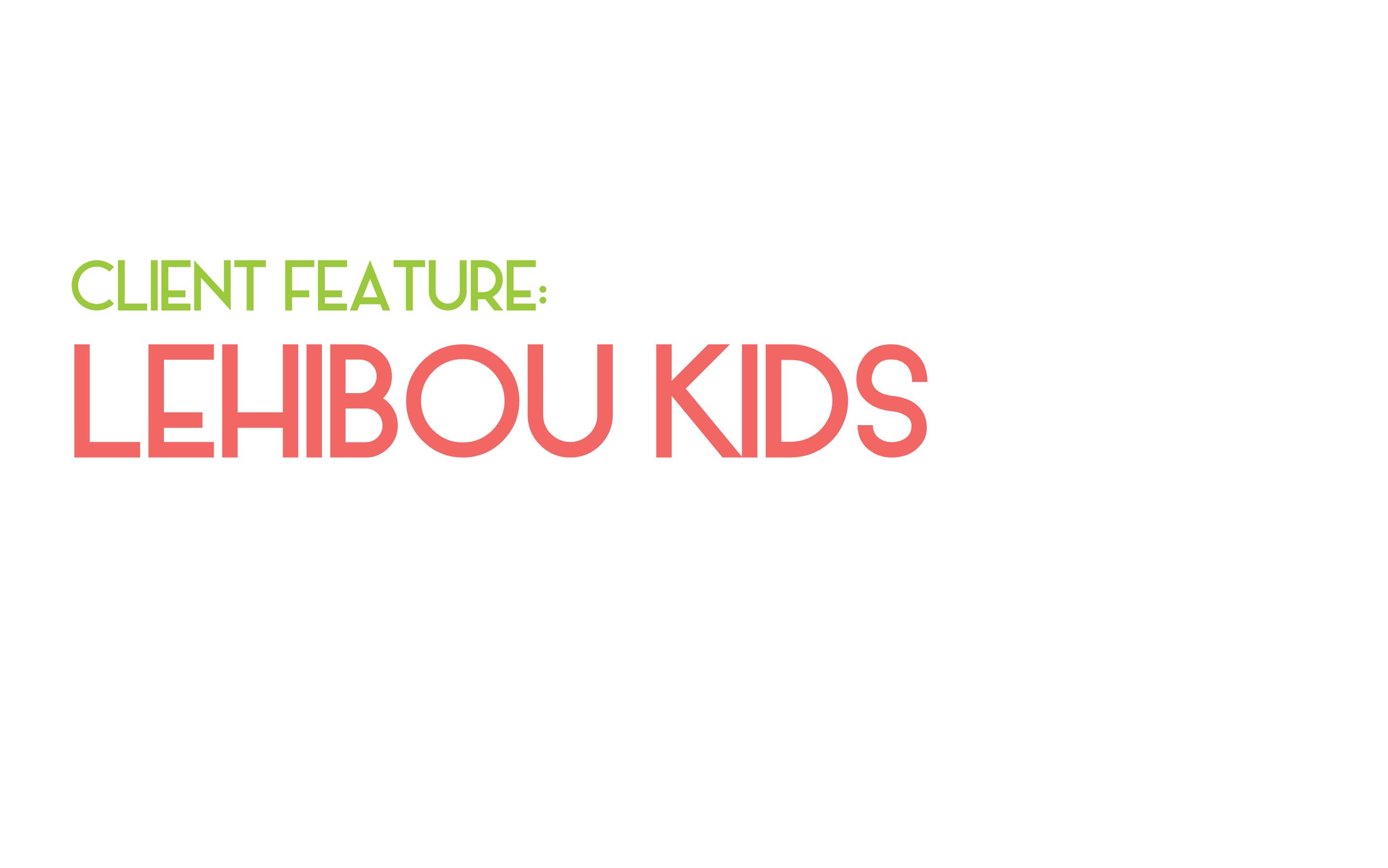 Client Feature: Le Hibou Kids