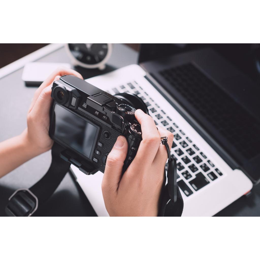 Social media photography - legendary social media