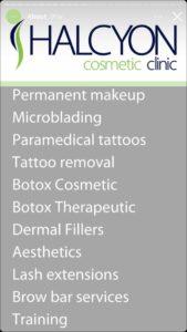 Halcyon Cosmetics Instagram Story - Legendary Social Media Vancouver