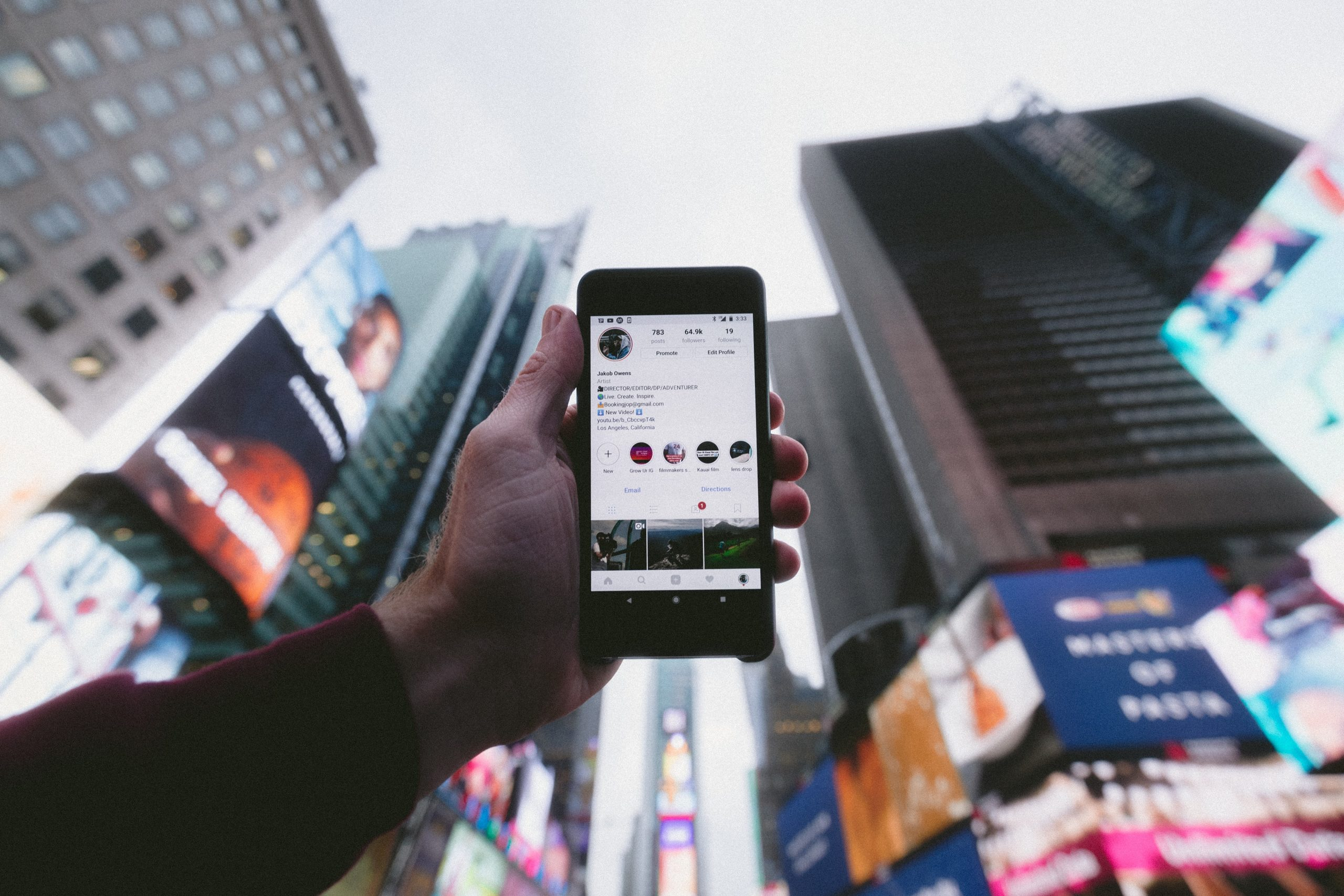 The Best Instagram Story Highlights Strategy
