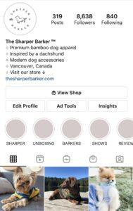 Client Feature The Sharper Barker - legendary social media vancouver